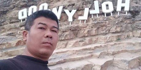 """""""Indonesia Keren""""Tempat Wisata Alam Gunung Perahu Bukit Cinta Klaten Hollywood nyaIndonesia"""