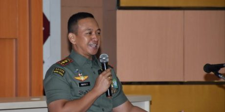 Menyongsong Indonesia Emas 2045 Dandim 0501/JP Ajak Mahasiswa Yarsi Lakukan Yang Terbaik dan Jangan Berdiam Diri