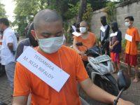 Polisi Gelar 11 Adegan Rekontruksi Kasus Pembunuhan Ahmat al Fandri oleh Geng Motor