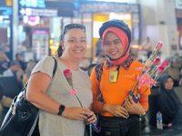 Bandara Soekarno-Hatta Beri Kejutan Pada Penumpang Saat Valentine 2019