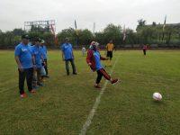 Pembukaan Turnament SSB Tngkat Nasional Diikuti 80 Tim Se Jabodetabek Untuk Menyambut HUT Kota Tangerang Ke 26