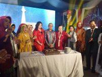 HUT Lions Club Jakarta Monas Ke 40 Brigjen Bambang Sudono Mendapatkan Kejutan