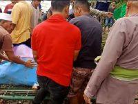 Setelah 4 Hari Pencarian, Akhirnya Joko Korban Hanyut Ditemukan