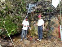 """Penasaran""""Ayo Kunjungi Wisata Baru Air Garam Gunung Inum Batang Asai Unik Dan Keren Abis"""