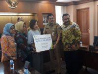 Ahli Waris Korban Kecelakaan Lion Air Terima 1 Milyar Lebih Dari BPJS Ketenagakerjaan Jakarta Barat