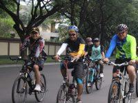 Olahraga Pagi Danrem 052/WKR Goes Bareng Aparatur Bea Cukai