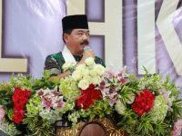 Panglima TNI :Pondok Pesantren Adalah Center Of Excelen dan Tempat Samuderanya Ilmu Pengetahuan