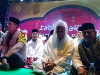 Sejukkan Pemilu Damai 2019 Polres Jakarta Barat Gandeng Habib Lutfi Bin Yahya Isi Tabligh Akbar dan Istighosah Kubro