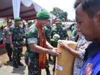 Kasad Tutup TMMD Ke-104 di Kota Bekasi Di Warnai Baksos Bazar Dan Lomba Photografi