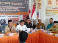 Menyedihkan, Tempat Rapat Pleno DPTHP-3 KPU Tak Layak