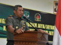 Di Markas Brigade Infanteri Mekanis 1 Pangdam Jaya Kembali Tegaskan Netralitas TNI Pemilu 2019 Harga Mati