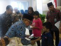 Hari Pertama Beroperasi RSUD Kota Tangerang Beri Bantuan ABD