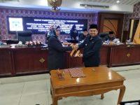 Dua Raperda Sah Menjadi Perda, DPRD Kota Tangerang Dorong Pemkot Lanjutkan Program Pembangunan
