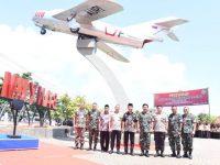 Panglima TNI: Monumen Pesawat MIG 17 Fresco Bukti Sejarah Perjuangan Bangsa Indonesia