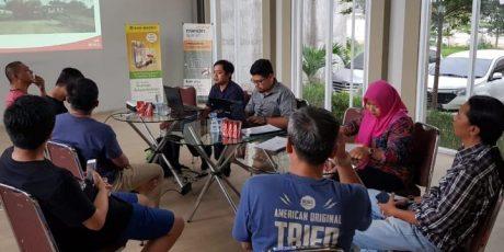 Hasil Mediasi, Warga Accola Park Minta Silo Batching Plant Dipindahkan