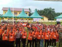 """Run 3K Resmi Dibuka """"Semangat Kebangsaan RI Harus Kita Tunjukan Pada Pesta Demokrasi Pemilu 2019"""
