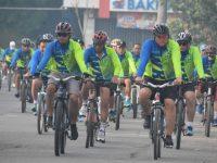 Danrem 052/wkr Goes Bersama Prajurit dan PNS