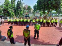 Polsek Tanjung Duren Gelar Apel Kesiapan Pengamanan Pemilu 2019