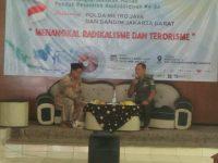 """Dialog Kebangsaan Kap Inf Edi Suroso""""Faham Radikal dan Teroris Adalah Musuh Bangsa"""