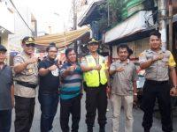 Berikan Rasa Aman Masyarakat Baharkam Mabes Polri Kombes Pol Rudi Haryanto SIK, Tinjau TPS Kel.Jatipulo