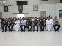 Pendidikan Reguler Ke 46 Sesko TNI TA 2019 Resmi Dibuka