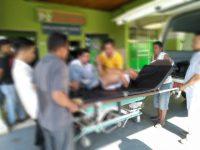 Sakit Hati Melihat Gebetan Di Bonceng, Siswa SMA N 14 Merangin Kena Tusukan Sajam