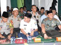 Kodim 0501 Jakarta Pusat Adakan Buka Puasa Bersama Unsur Forkopimko