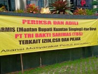 Terkait Izin CSR Dan Pajak MPK Minta KPK Periksa Mantan Bupati Kuansing dan Direktur PT. Tri Bakti Sarimas