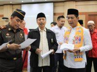 """Forkopimkot Jakarta Barat Mengajak Bersatu Lagu """"Nusantaraku"""""""