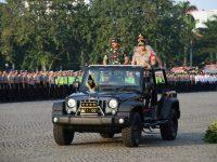 Panglima TNI Bersama Kapolri Cek Pasukan Operasi Ketupat Lebaran Idul Fitri 2019