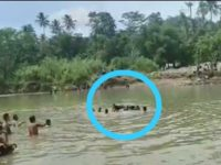 2 Orang Korban Tergelam Di Kubangan Pertambangan Sungai Idanogawo
