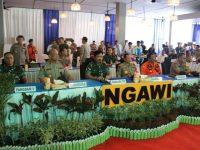 Panglima TNI Tinjau Arus Mudik di Posko Terpadu KM 575 Ngawi