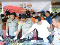 Tawuran 2 Kelompok di Tangerang Renggut 1 Korban Jiwa 14 Orang Pelaku Di Ringkus Polisi