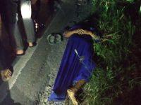 Sempat Heboh,Penemuan Mayat Anonim di Pinggir Jalan Lintas Timur Akhirnya Terungkap