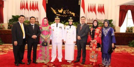 Bupati Winarti Ucapkan Selamat Atas Dilantiknya Gubernur dan Wakil Gubernur Lampung Periode 2019-2024