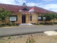 """MIRIS"""" Bendera Merah Putih Lusuh dan Sobek Di Beberapa Kantor Instansi Pemerintah Padang Lawas Jadi Perhatian Warga"""