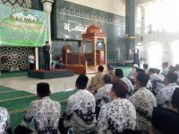 Halal Bihalal PGRI Zaki Iskandar : Peran Guru Sebagai Agen Perubahan Harus diwujudkan