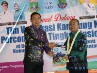 Desa Pangkat Mewakili Provinsi Banten Dalam Lomba Kampung KB Tingkat Nasional
