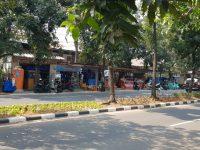 PKL Di Jalur Taman : Pedagag Bayar 9 Juta Pertahun Camat Dan Lurah Tak Berdaya
