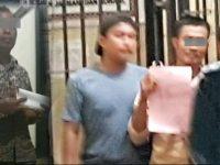 Aniaya Wartawan Kades Hiligodu Bersama Anggotanya Di Tahan Polres Nias