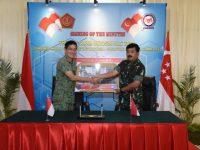 Panglima TNI Apresiasi Panglima Angkatan Bersenjata Singapura Menjadi Pembicara Tamu di Hadapan Perwira Siswa Sesko TNI