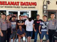Dua Orang Terduga Komplotan Spesialis Pembobol Toko Alfamart Di Tangkap Polisi