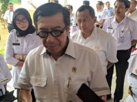 Resmikan Poltekim : Menhunkam Sebut Wali Kota Tangerang Cari Masalah
