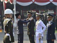 Pangdam Jaya Hadiri Upacara Pelantikan 781 Perwira TNI – Polri Di Istana Merdeka