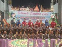 Masih Menyambut HUT Bayangkara Unit PPA Polrestro Tangerang Kota Gelar Srikandi Cisadane Care