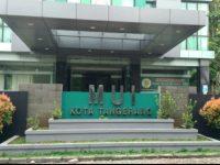 Gedung MUI Kota Tangerang Disoal KemenkumHAM,AkanLapor ke MUI Pusat