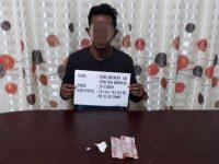 Polres Merangin Bekuk Satu Pelaku Penyalahgunaan Narkoba