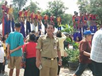 Festival Pecinan 2019 Kasudis Parbud Jakbar,Budaya Untuk Perdamaian