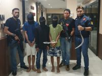 Kurang Dari Sepekan Tiga Pelaku Begal Di Daan Mogot Diringkus Polisi
