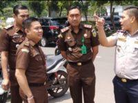 Parkir Liar Depan Kejaksaan Di Bersihkan Dishub Jakarta Barat